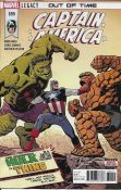 Captain America, Vol. 1, issue #699