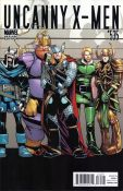 Uncanny X-Men, Vol. 1 #535B