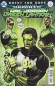 Hal Jordan and the Green Lantern Corps #17A