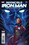 Invincible Iron Man, Vol. 3, issue #10