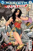 Justice League, Vol. 2 #2B