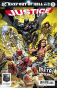 Justice League, Vol. 2 #32B