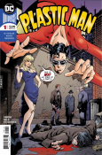 Plastic Man, Vol. 4, issue #1