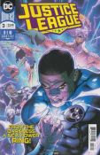 Justice League, Vol. 3, issue #3
