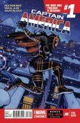Captain America, Vol. 7 #16A