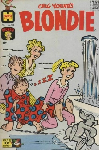 Blondie Comics 143 On Collectorz Core Comics