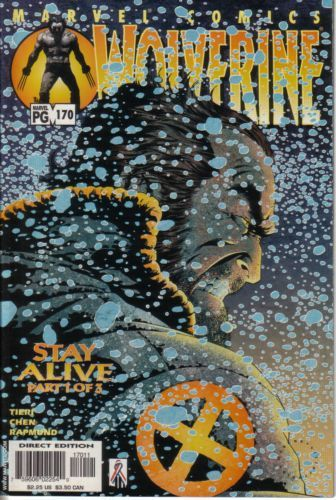 wolverine vol 2 170 stay alive part 1 on collectorz