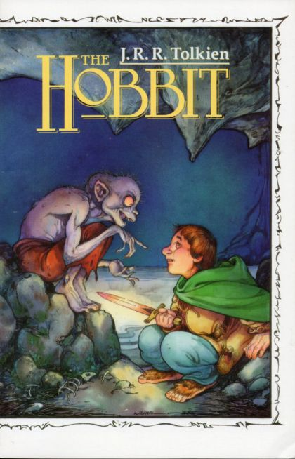 a book report on the hobbit by j r r tolkien Since the publication of the hobbit in 1937, critical readers have argued over whether the  the hobbit jrr tolkien buy share buy  home literature notes  the interest in languages that tolkien demonstrated all his life is evident in the hobbit, as well the book begins with an explanation of runes, the ancient northern system of.