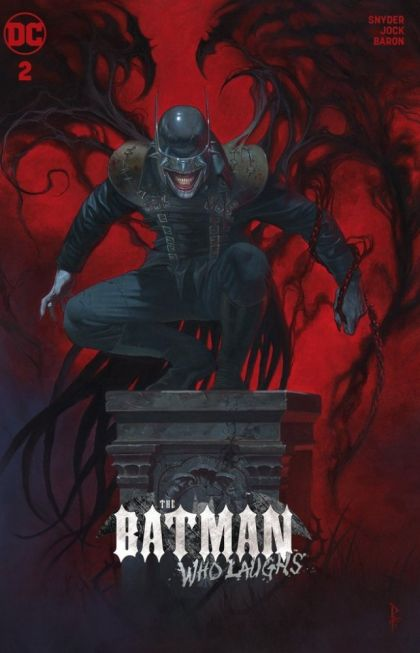 The Batman Who Laughs (2018) #2E - The Laughing House ...