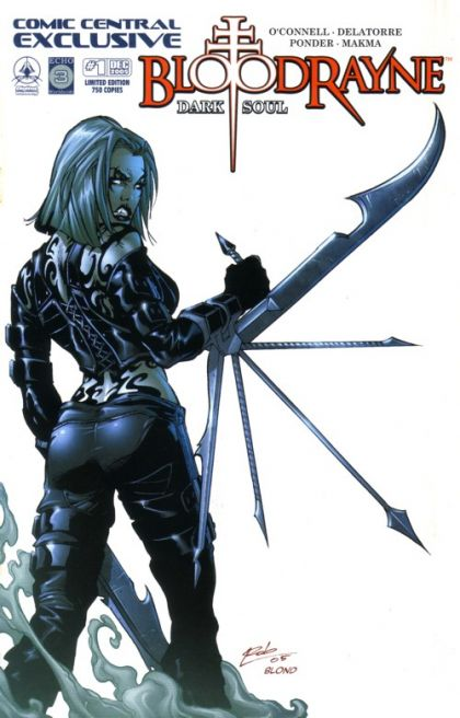 BloodRayne: Dark Soul #1C on Collectorz.com Core Comics