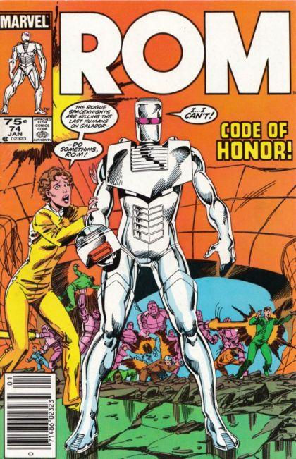 Rom Marvel 74b The Bargain On Collectorz Com Core Comics