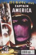Captain America, Vol. 5 #606A
