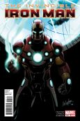 Invincible Iron Man #501A