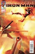 Invincible Iron Man #31A