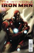 Invincible Iron Man #33A
