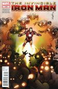 Invincible Iron Man #512A