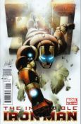 Invincible Iron Man #500A