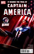 Captain America, Vol. 5 #613A