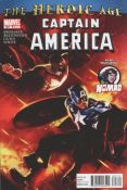 Captain America, Vol. 5 #607