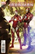 Invincible Iron Man #29A