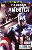 Captain America, Vol. 5 #609A